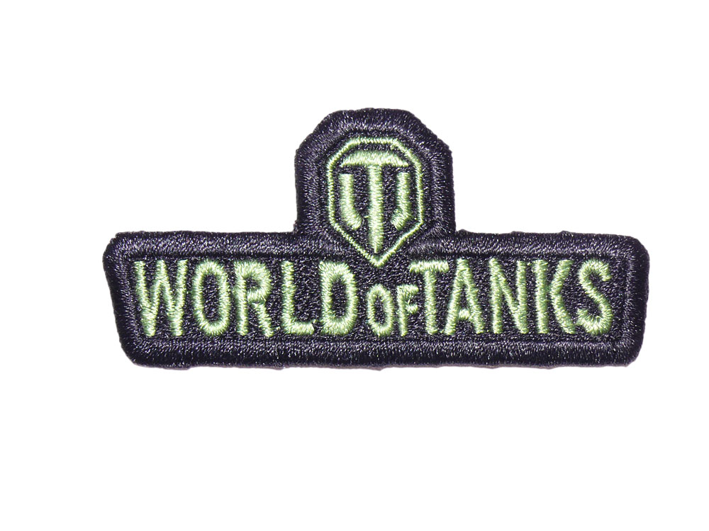 Нашивка «World of Tanks»